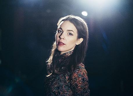 Porträtt av Isabella Lundgren